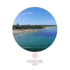 Nurture Her in Fiji 2018 brought together 155 female entrepreneurs to nurture their Wellbeing and Wonder.