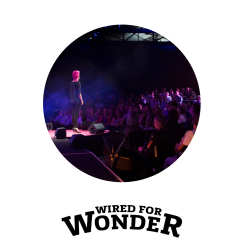 "Wired for Wonder 2018 came together in Sydney and Melbourne under the thematic ""Evolve"" including the first ever Wired for Wonder Youth Day"