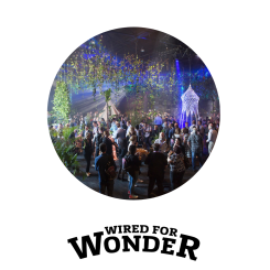 """Wired for Wonder 2016 came together under the thematic """"Polarity"""" in Sydney and Melbourne with nearly 1800 attendees"""
