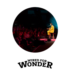 Wired for Wonder 2014 brought together speakers in Sydney with 700 wonderers