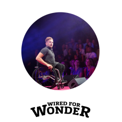 The first Wired for Wonder in 2013 brought together 600 wonderers in Sydney across technology, business, life, science, art and awe